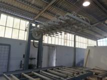 Loader/unloader robot for slabs AFG/27052020